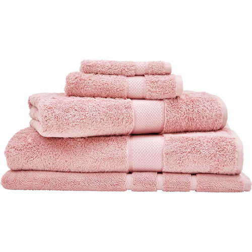 Egyptian Luxury Cotton Rosebud Hand Towel