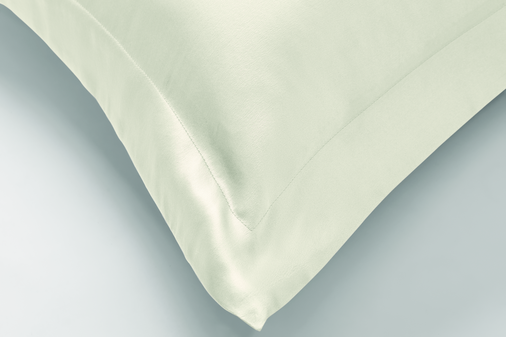 Lanham Tailored Silk Pillow Case Sand