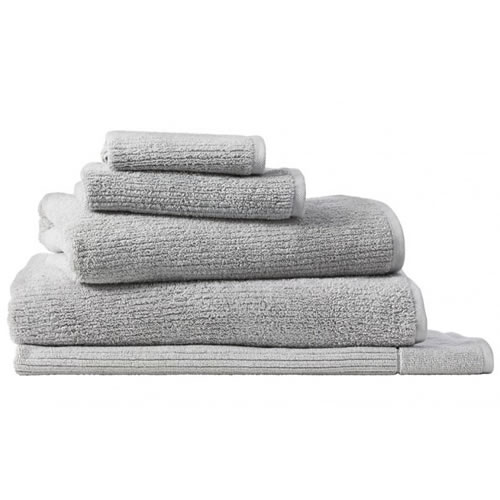 Living Textures Ash Face Washer