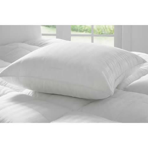 Deluxe Feather & Down European Pillow in Medium 65cm x 65cm