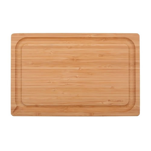 Savannah Professional Reversible Bamboo Board 35 x 23 x 2.5cm