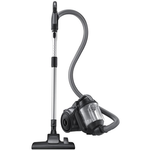 Samsung Anti Tangle Canister Vacuum Cleaner Black