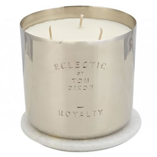 Tom Dixon Eclectic Large Scented Candle Royalty