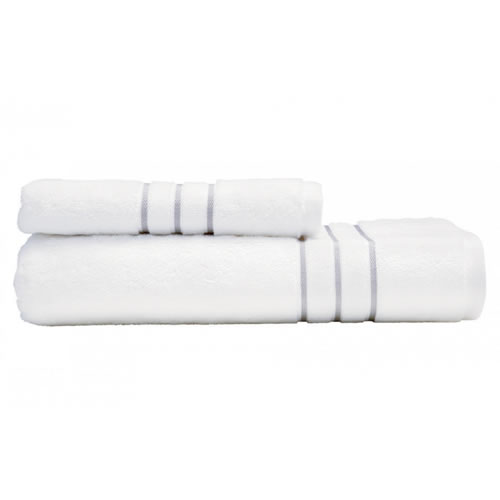 Palais Silver Queen Towel