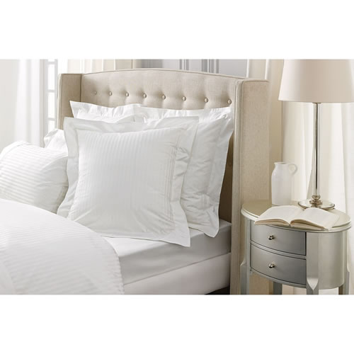 Millennia Tailored European Pillowcase - Single in Snow