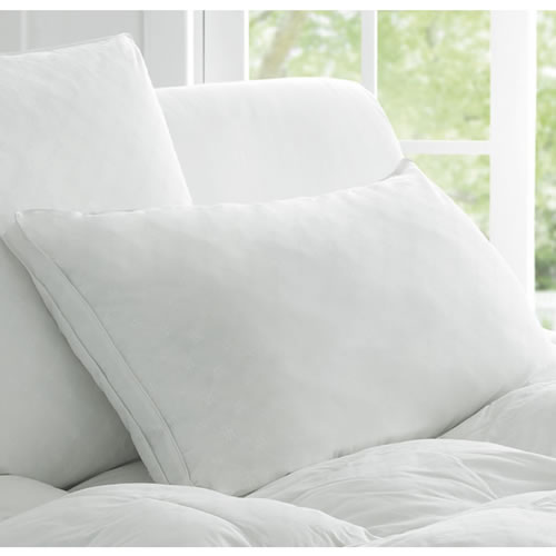 Deluxe Dream Micro Fibre King Pillow in Medium 48cm x 87cm