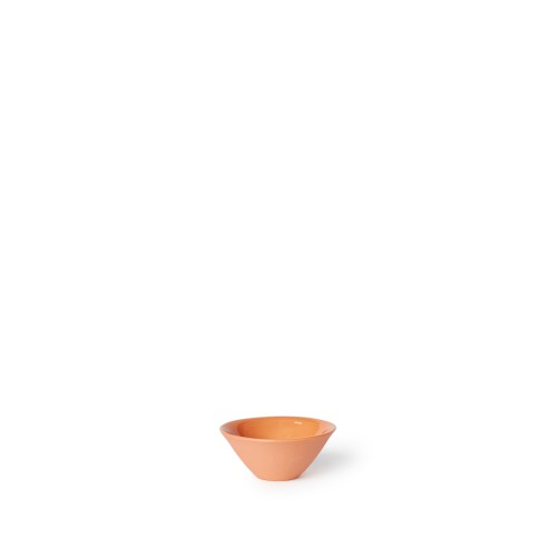 Salt Pinch Pot in Orange