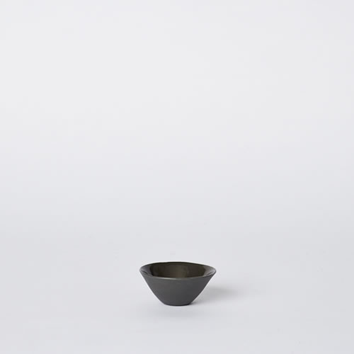Salt Pinch Pot in Slate