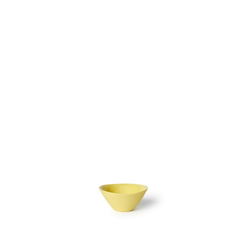 Salt Pinch Pot in Yellow