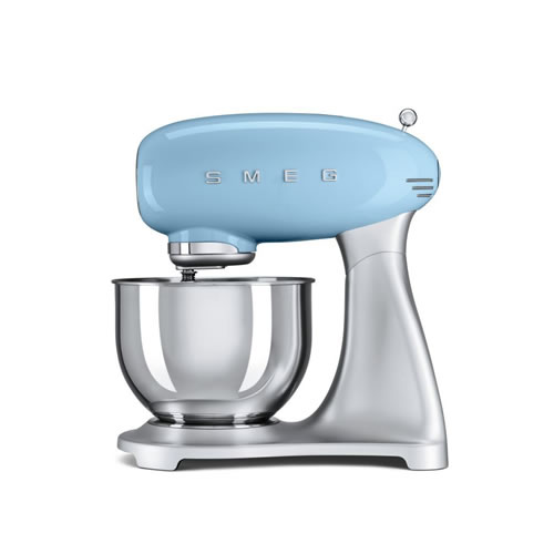 Direct Drive 800 Watt with High Torque Stand Mixer Pastel Blue