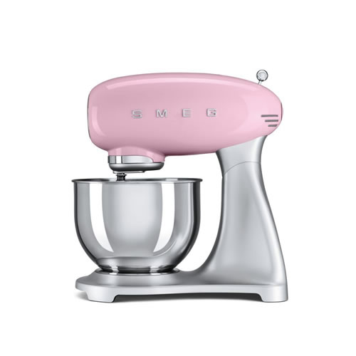 Direct Drive 800 Watt with High Torque Stand Mixer Pink