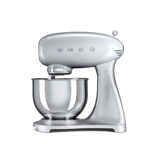 Direct Drive 800 Watt with High Torque Stand Mixer Silver