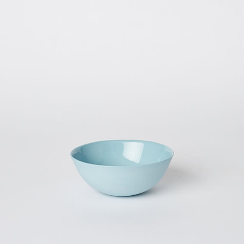 Soup Bowl in Duck Egg