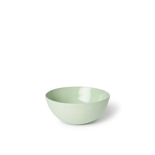 Soup Bowl in Pistachio