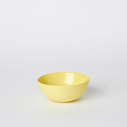Soup Bowl in Yellow