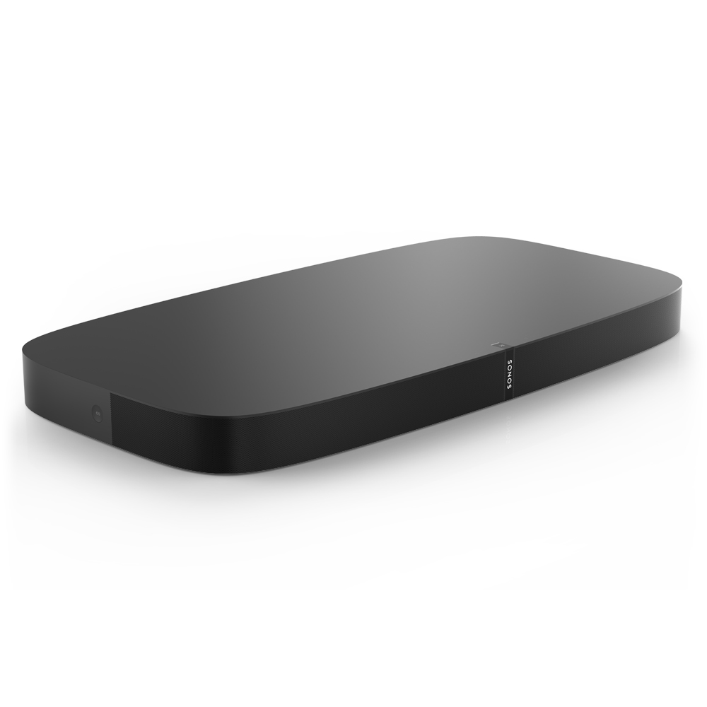 Sonos PLAYBASE Wireless Soundbase - Black