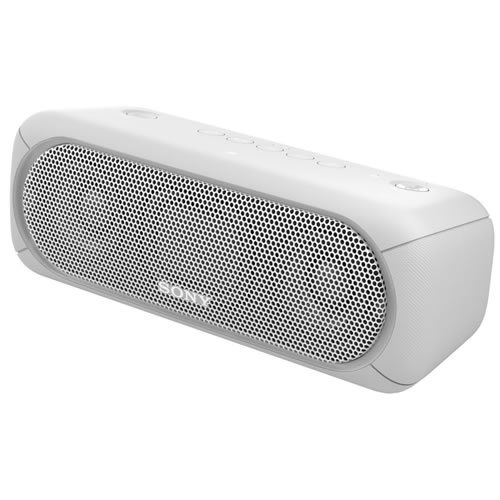 Sony XB30 Extra Bass Portable Bluetooth Speaker White