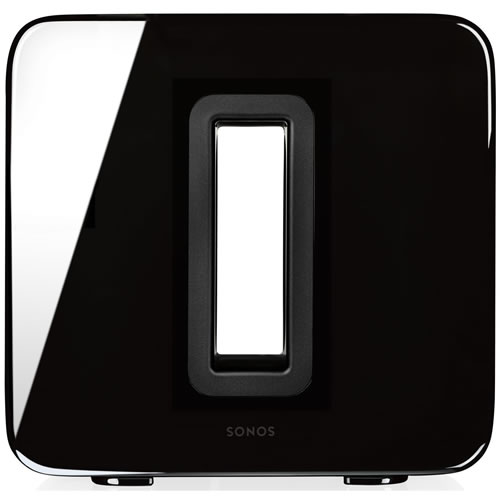 Sonos SUB Wireless Subwoofer - Gloss Black