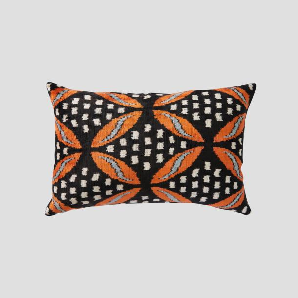 Silk Velvet Cushion Cicek
