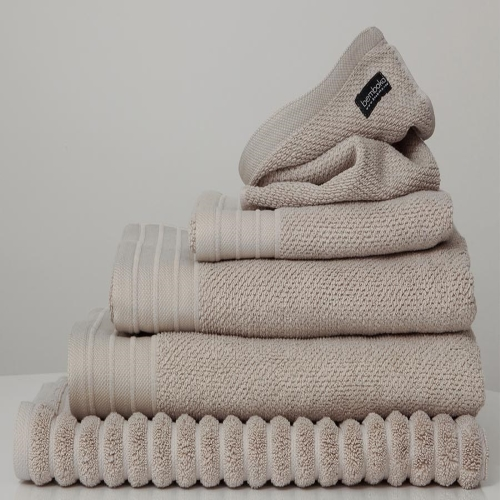 Wheat Jacquard Bath Mat