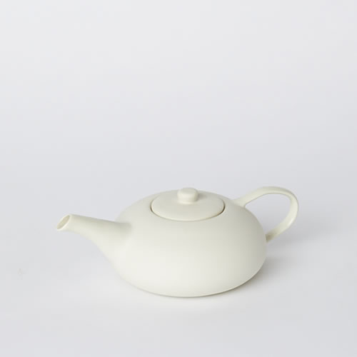 Teapot 2 Cup in Milk