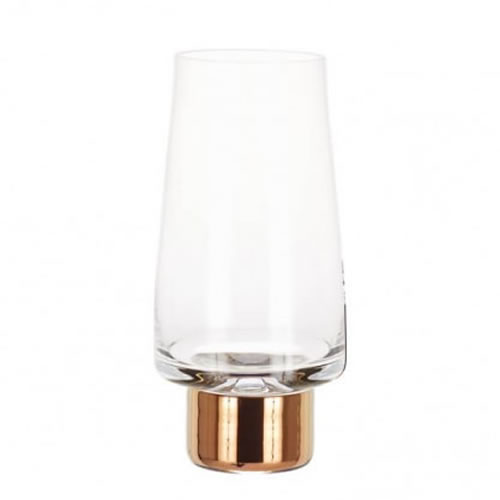 Tank High Ball Glass Pair