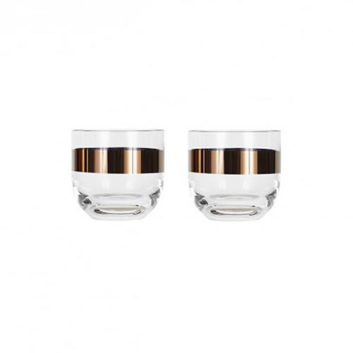 TANK Whisky Glass Pair