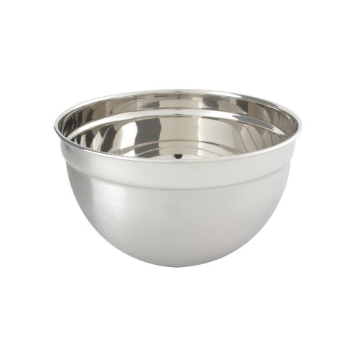 Deep Stainless Steel Mixing Bowl 5L