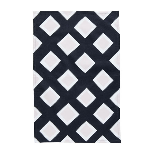 Lattice Tea Towel Set