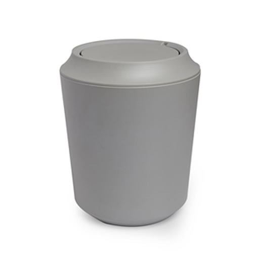Fiboo Waste Can - Grey