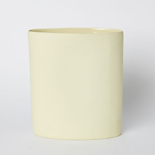 Vase Oval Large in Citrus