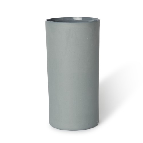 Large Vase in Steel