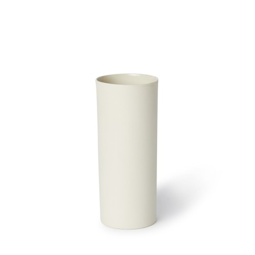 Medium Vase in Milk