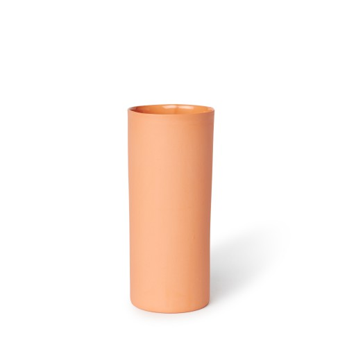 Medium Vase in Orange