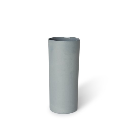 Medium Vase in Steel