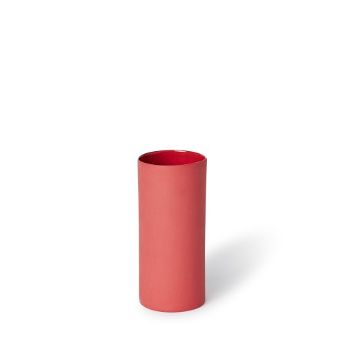 Small Vase in Red