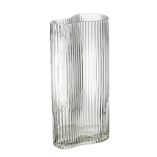 Botanical Glass Vase Tall 17x10xH31cm