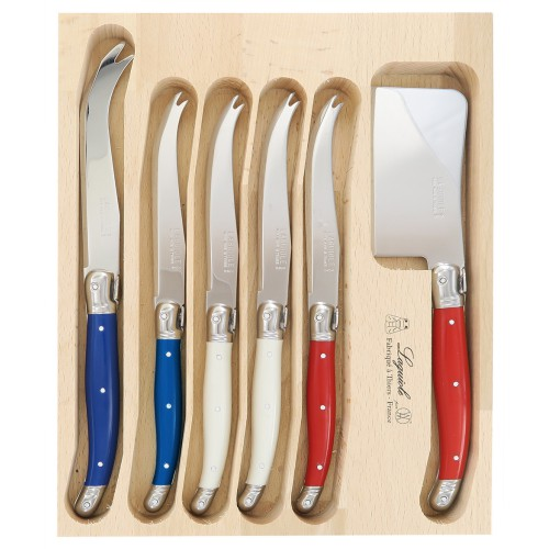 Francais Six Piece Cheese Set