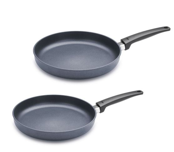 Saphir Lite Frypan Set 24cm and 28cm