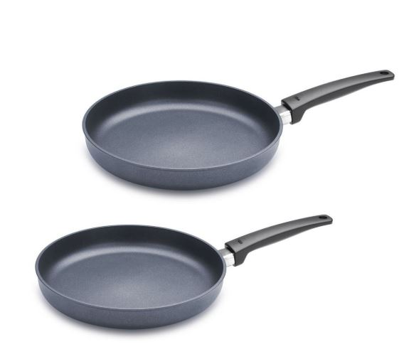 Saphir Lite Induction Frypan Set 24cm and 28cm