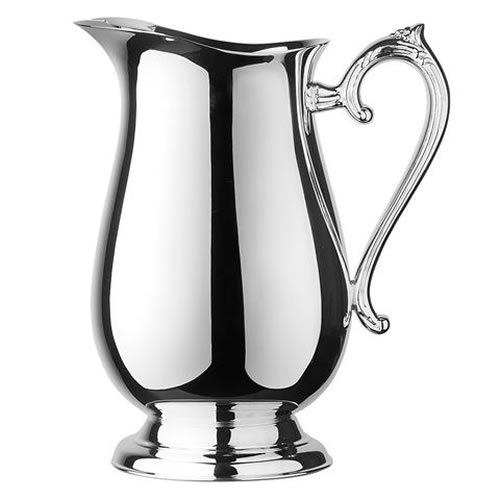 Whitehill Silver Plated Water Pitcher