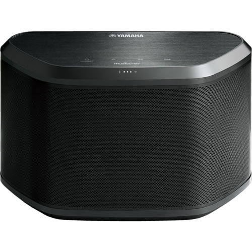 Yamaha MusicCast Wireless Speaker with Wi-Fi and Bluetooth Black