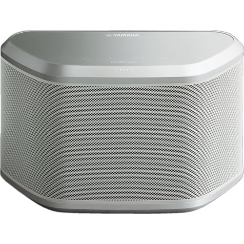 Yamaha MusicCast Wireless Speaker with Wi-Fi and Bluetooth White