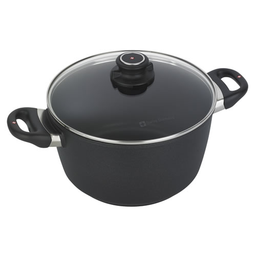 Swiss Diamond XD Classic 24cm Casserole with Lid