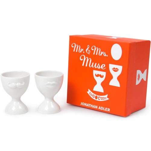 Mr & Mrs Muse Egg Cups