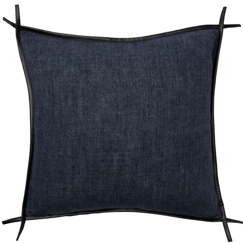 Burton Midi Trim Indigo Cushion