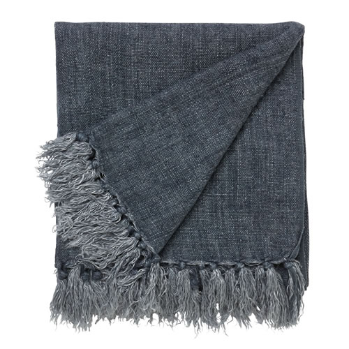 Burton Indigo Throw