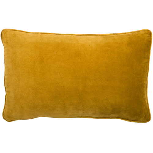 Butterscotch Lumbar Cushion Cover