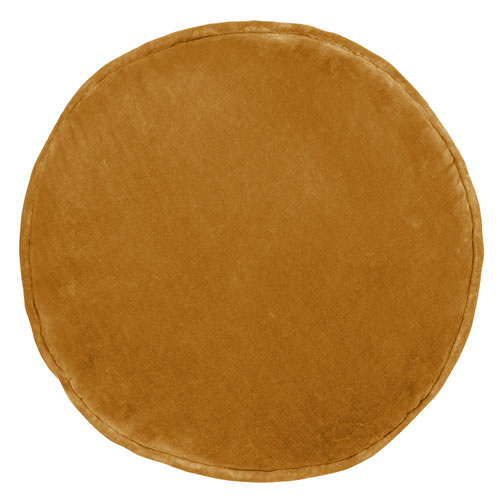 Butterscotch Penny Round Cover