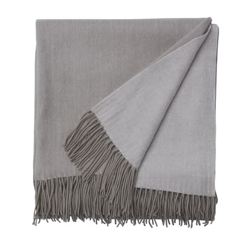 Cashmere Nutmeg & Chai Mix Throw